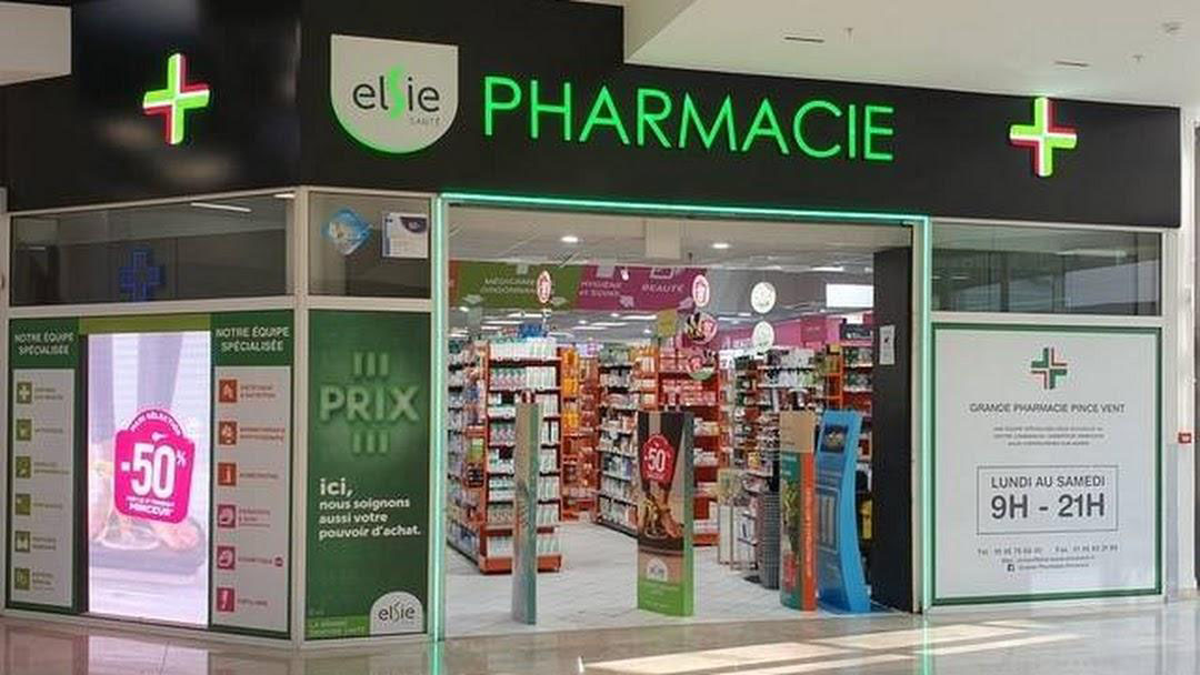 Grande pharmacie pince vent